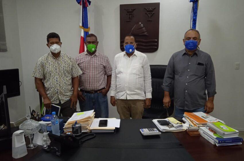 Alcalde García Celebra Encuentro Comunitarios San Marcos-Puerto Plata