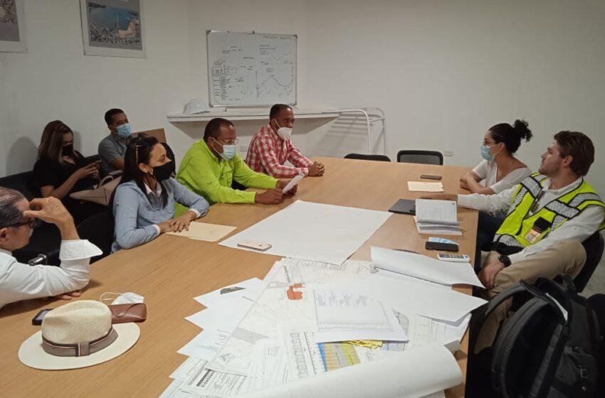 Entorno Nueva Terminal Cruceros Contará Construcción Puente Cajón