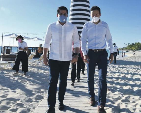 Ministro David Collado Resalta Auge Modalidad Turismo Interno