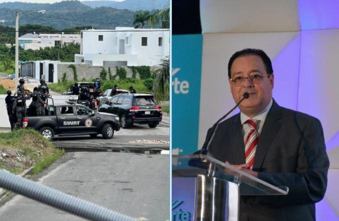 Apresan Ex Administrador Empresa Edenorte Julio César Correa