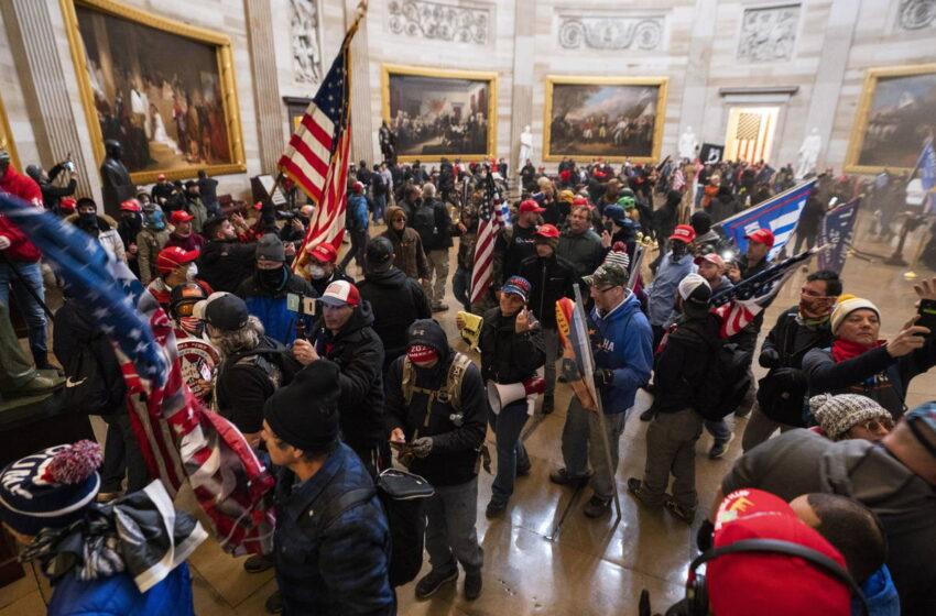 La SIP condena Ataque Periodistas Durante Asalto Capitolio Estados Unidos