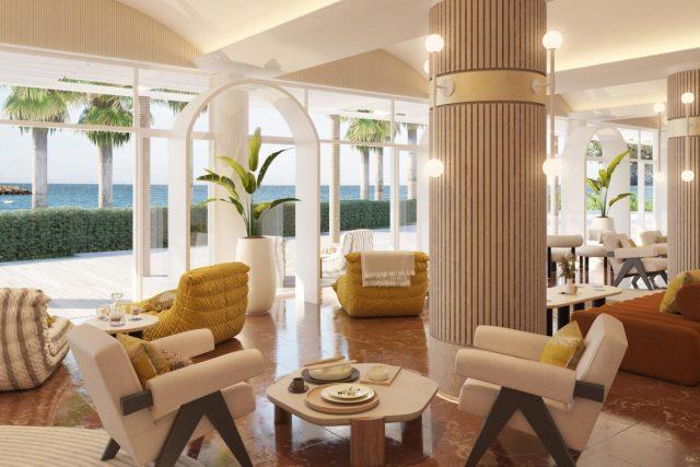 Ibiza Mariot Presenta Portafolio Hotel Español Regiones del Mundo