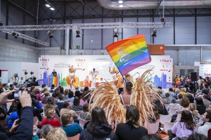Evento FITUR-España Acogerá Delegación LGBT