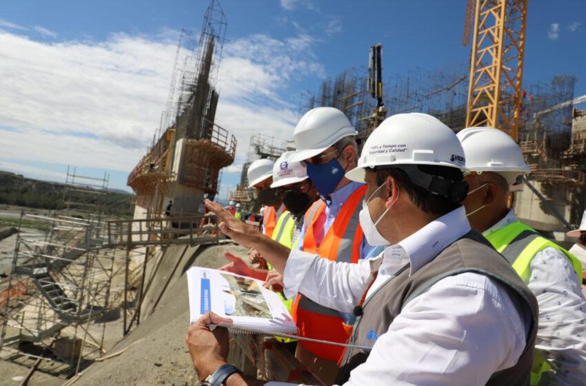 Presidente Abinader Anuncia Gobierno Concluirá Presa Eléctrica Monte Grande