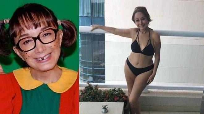 En Bikini La Chilindrina Celebra Sus 70 Años Nacimiento