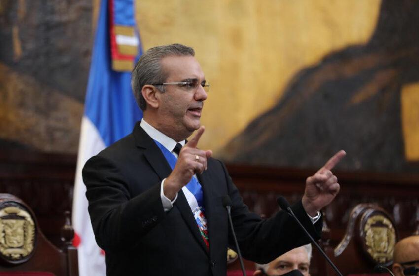 Presidente Abinader Anuncia Construcción Nuevas, Proyectos Territorio Nacional