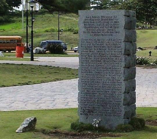 Conmemoran 25 Aniversario Caída Avión Alemania Costas Puerto Plata