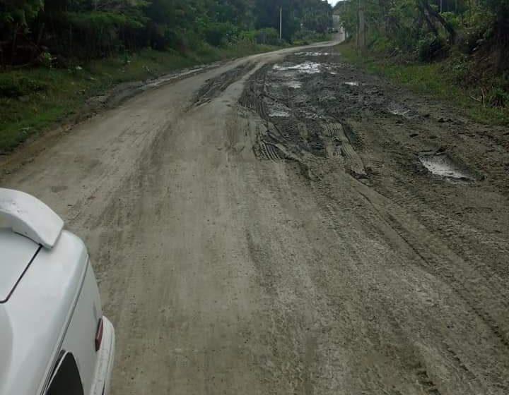Familias Gestionan Concluyan Trabajos Construcción Carretera Cambiazo-Guzmancito