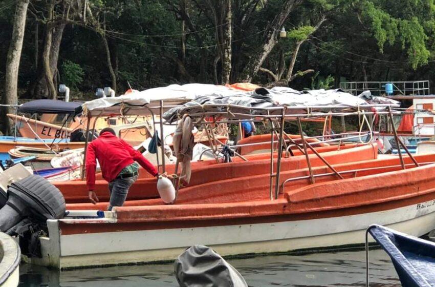 Activo Turístico Laguna Gri-Gri Sometido Contaminación General