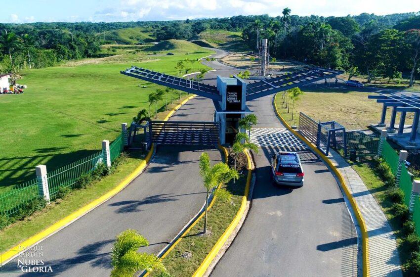 Inicia Proyecto Parque Jardín «Nubes de Gloria» Puerto Plata