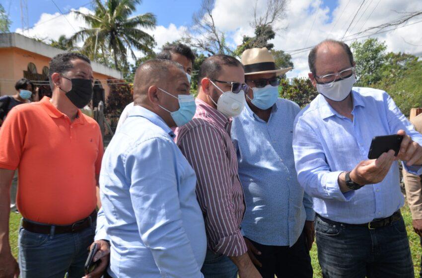 Alcalde García Agradece Aportes Gobierno Israel Favorecen Comunidad La Vijia-Puerto Plata