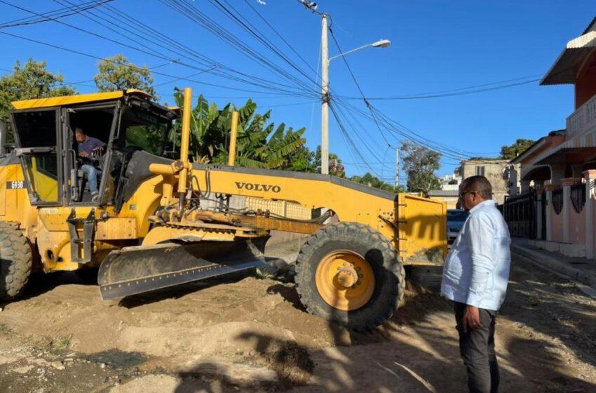 Ayuntamiento Inicia Trabajos Embellecimientos Barrios Puerto Plata