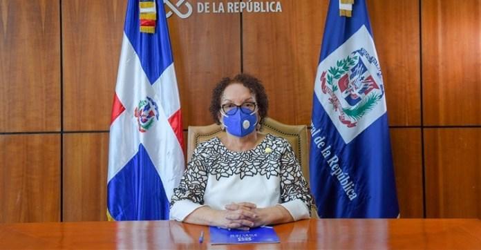 Procuradora Germán Dirige Investigación Corrupción Gobierno Danilo Medina