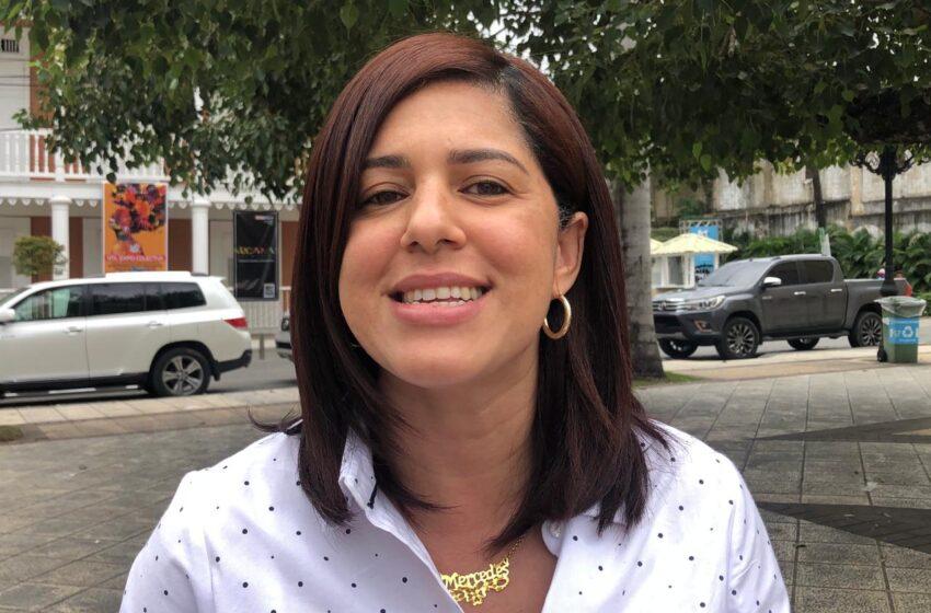 Alcaldesa Salcedo Alaba Gestión Municipal Síndico Roquelito Garcia