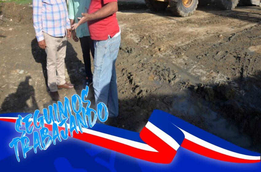 Cabildo Dispone Arreglos Calles Sector El Javillar-Puerto Plata