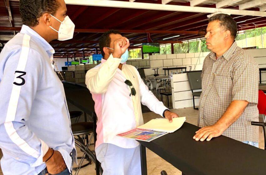 Directores Aerodom- ASHONORTE Visitan Proyectos Turísticos Enclave Sosua