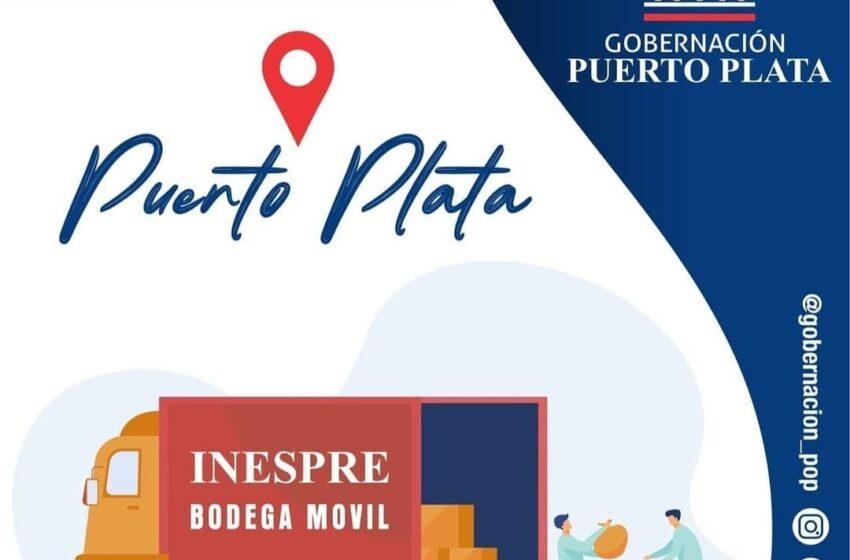 Bodegas INESPRE Llegarán Municipios, Barrios Puerto Plata