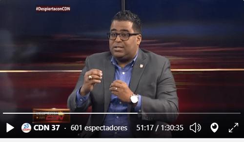 Senador Rodríguez Rechaza Apoyar Ley 28-01 Incentiva Empresas Fronterizas