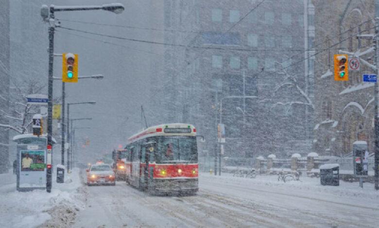 Tormentas Nieves Dejan 26 Muertos Zona Sus Estados Unidos