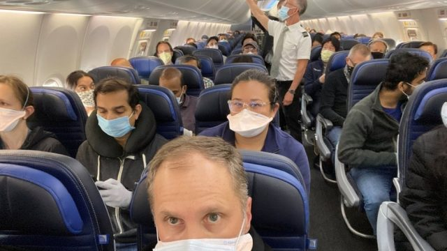 Resaltan Riesgo Viajar Tiempo Pandemia COVID-19