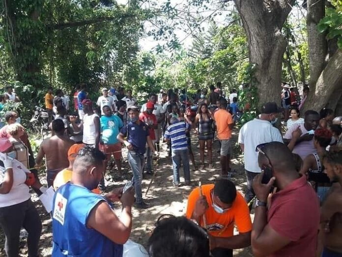 Trágica: Menor Resulta Ahogado Río Yasica Puerto Plata