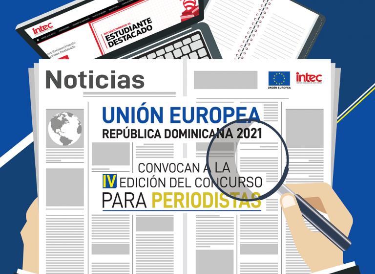 La UE-INTEC Ofrecerán Curso Periodismo Comunicadores Nacionales