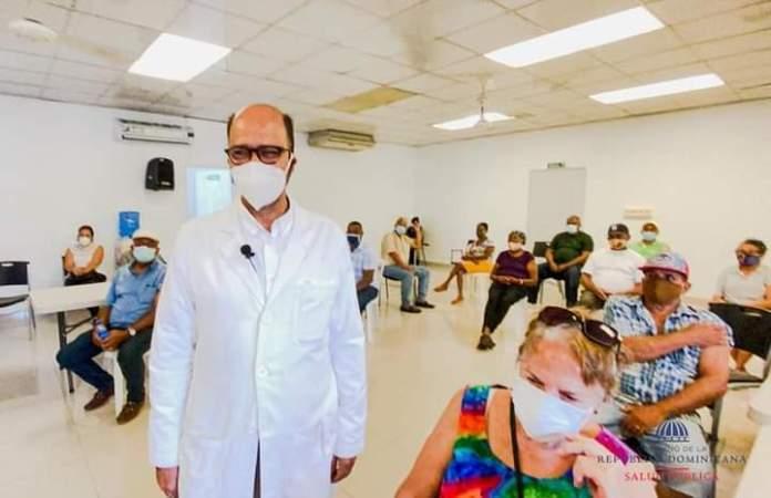 Sugieren Uso Helicópteros Traslados Vacunas Santo Domingo-Puerto Plata