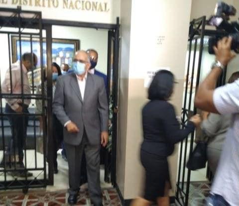 Suspendido Director IAD Leonardo Fama Recibe Orden Prisión