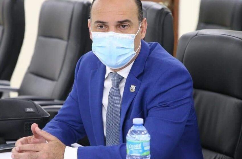 Diputado Durán Garantiza Concluirán Trabajos Edificio Comunicadores