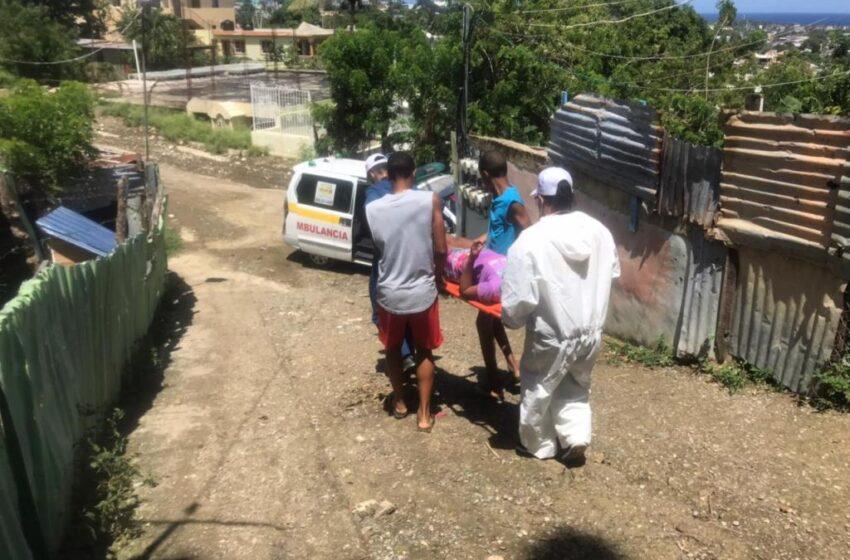 Menores Reciben Descargas Eléctricas Sector Ginebra Arzeno Puerto Plata