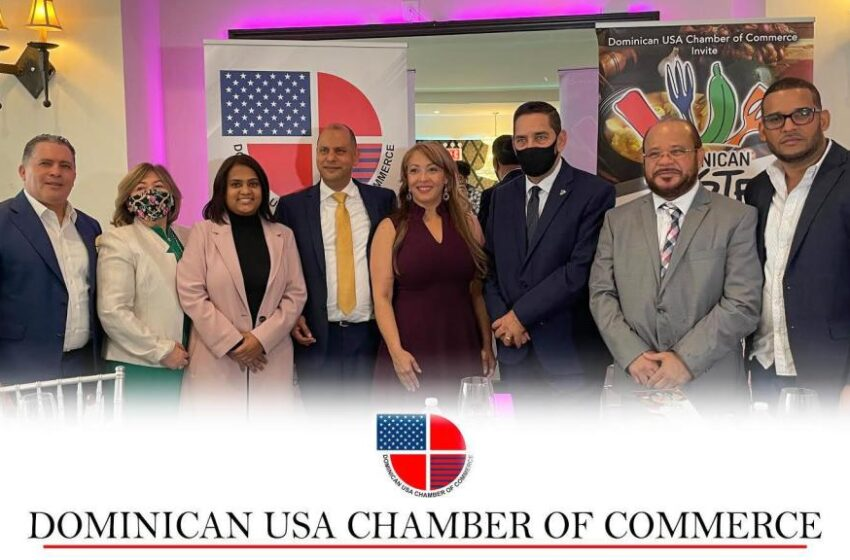 Escogen Comunicador Luciano Vasquez Vicepresidenta Cámara Comercio New York