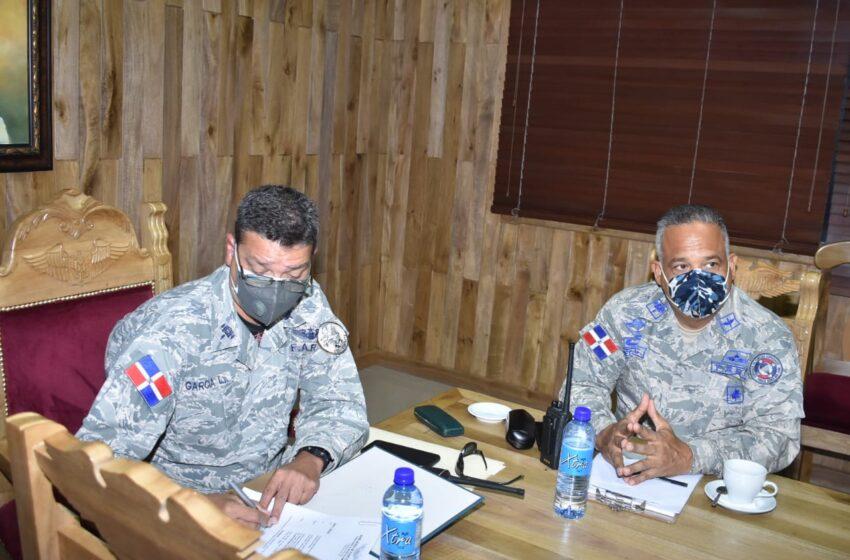 Comandancia Base Aérea Dará Seguimiento Operativo Semana Santa Puerto Plata