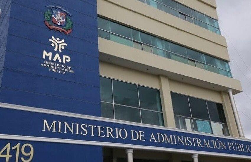 El MAP Dispone Empleados Públicos Laborarán Hasta Miércoles Santo