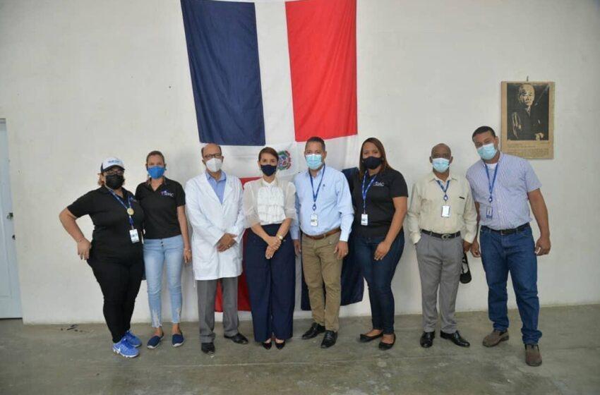 Instituciones Colaboran Ministerio Proceso Vacunación Puerto Plata