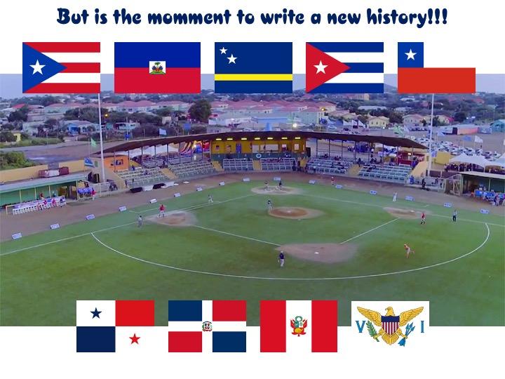 Equipos Cuba-Republica Dominicana Abrirán Copa Béisbol del Caribe