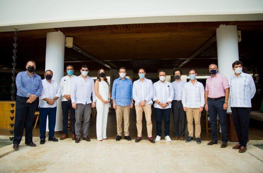 El MICM Establecerá Alianza Colombia Impulso Uso Gas Natural