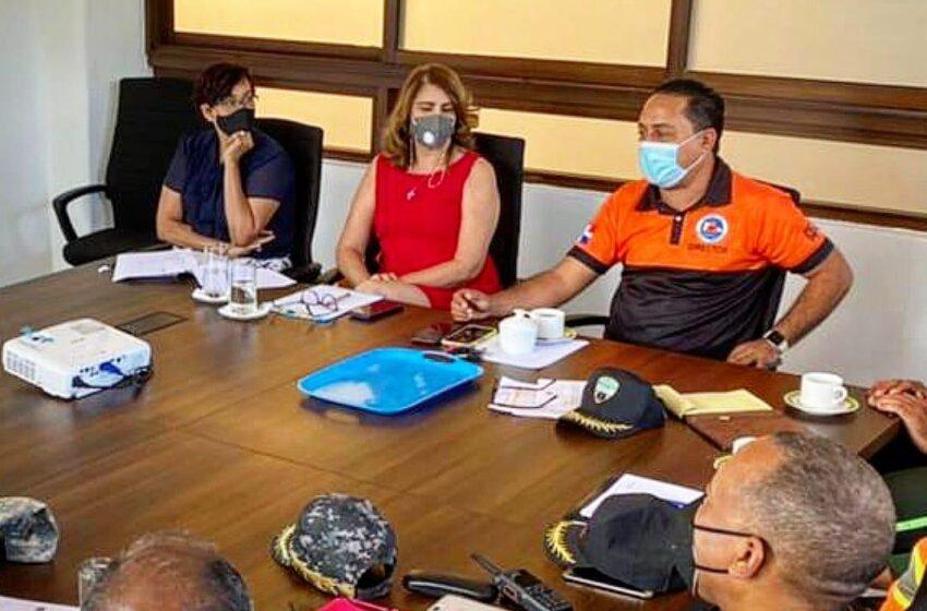 Autoridades Turismo-Sector Privado Coordinan Actividades Semana Santa Puerto Plata