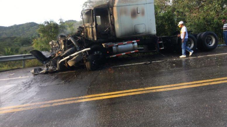 Investigan Causas Provocaron Accidente Dejo Cuatro Muertos Carretera Distrito Maimón