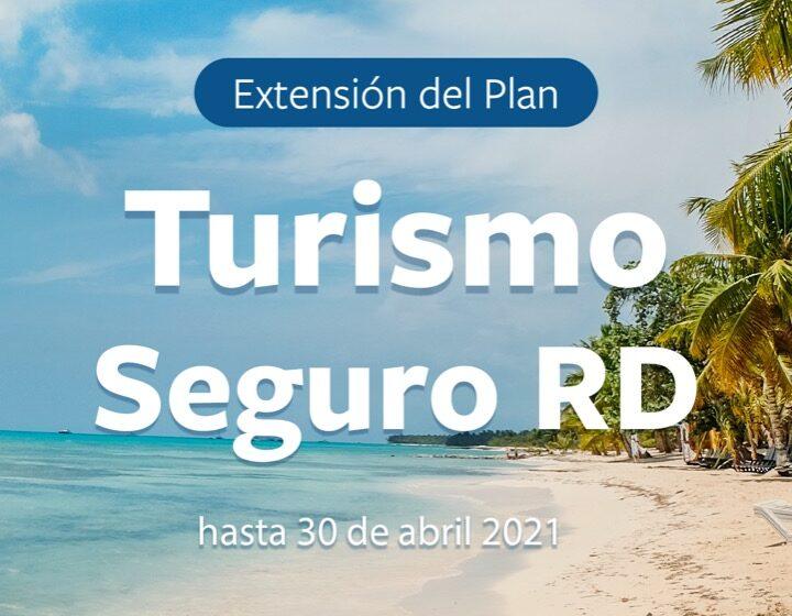 Gobierno Extiende Turismo Seguro República Dominicana