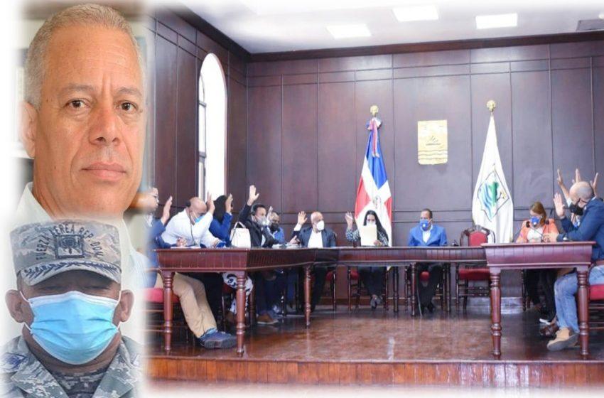 Designan Nuevo Jefe Policía Municipal Puerto Plata