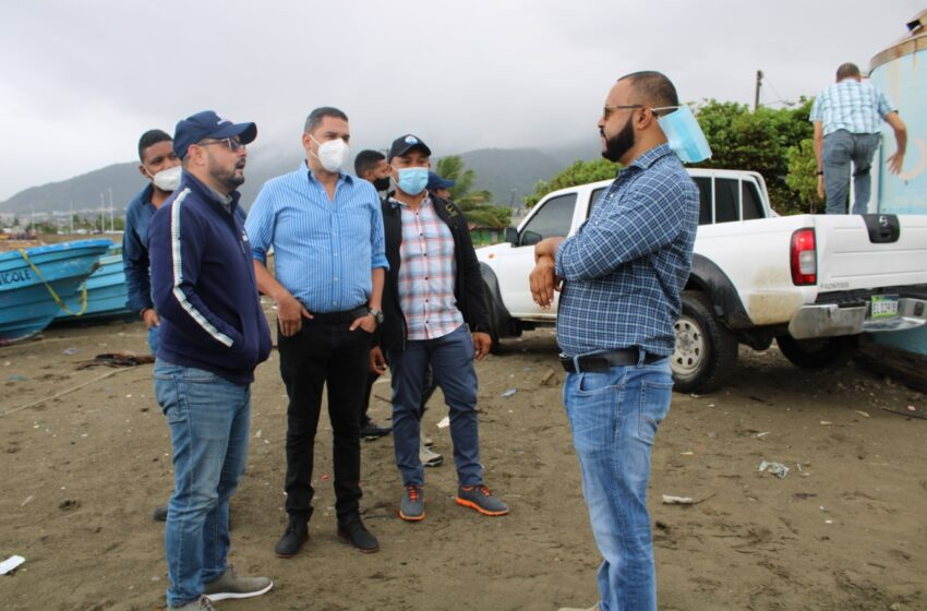 La CORAAPPLATA Aclara Caso Tubería Afecta Barrio Playa Oeste