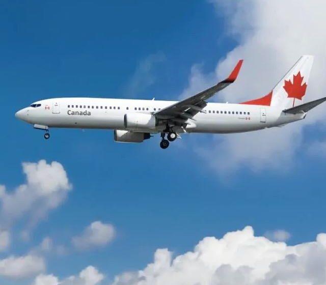 Aerolíneas Canadá Suspenden Vuelos Destinos Soleados
