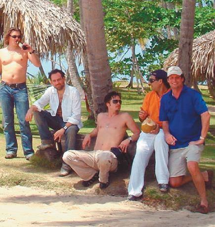 Celebridades Internacionales Atraídos Turismo Dominicano